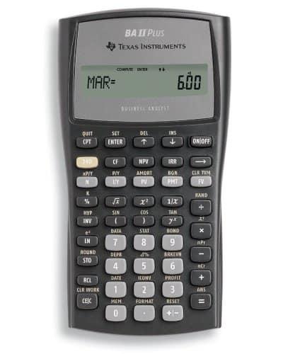 Financal Calculator