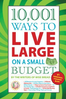 Book Review: 10,001 Ways to Live Large on a Small Budget