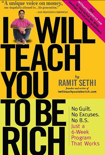 "Review of ""I Will Teach You To Be Rich"""