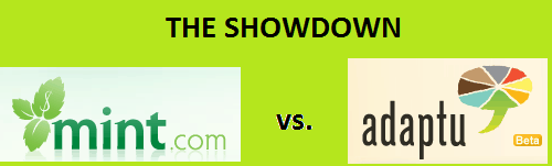 Mint.com Alternative: Adaptu vs. Mint.com
