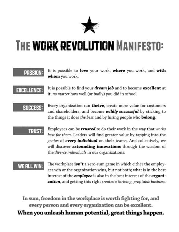 Book Review: The Work Revolution