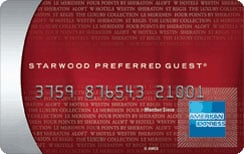 A Look in My Wallet – Starwood Preferred Guest from American Express