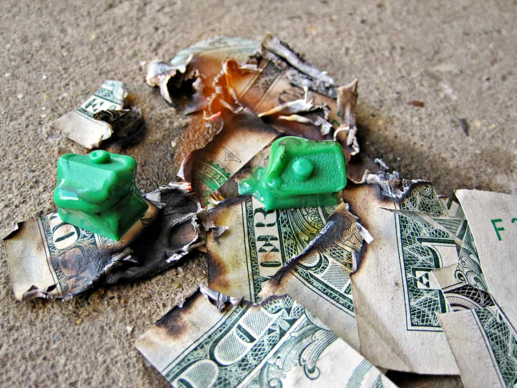 What to Do With a Pocketful of Ruined Money