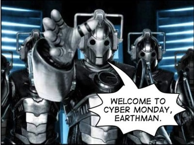 Carnival of Personal Finance #389 – The Cyber Monday Edition