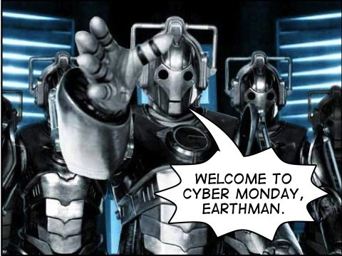 Carnival of Personal Finance #389 - The Cyber Monday Edition