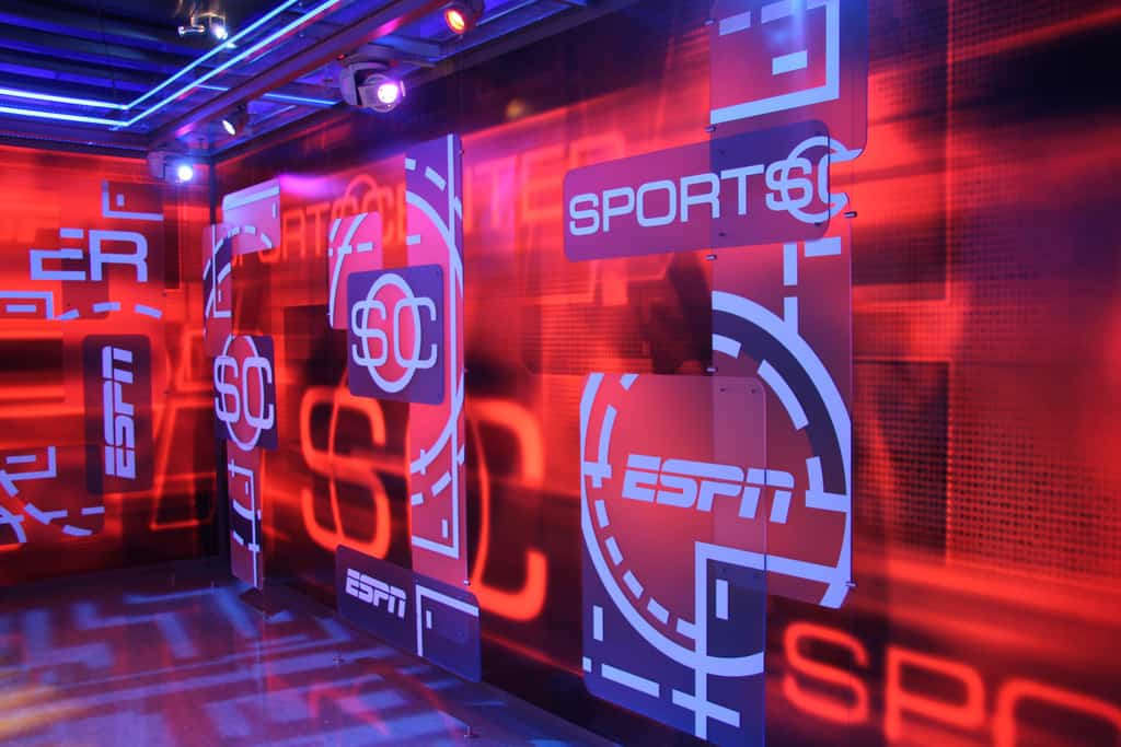ESPN Sportscenter TV