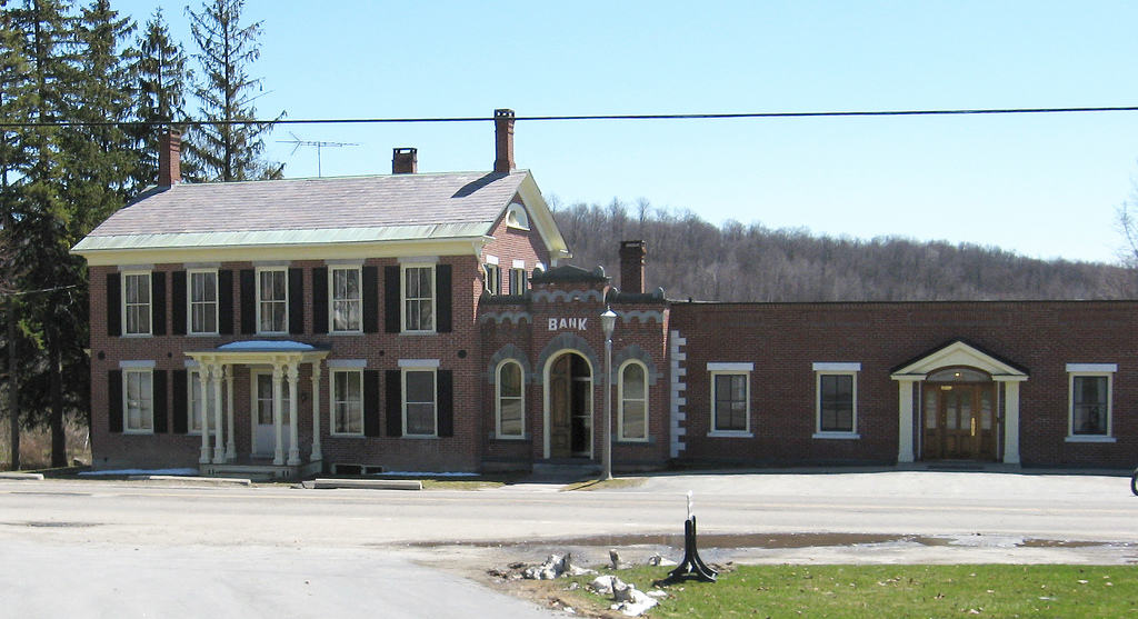 Bank in Vermont