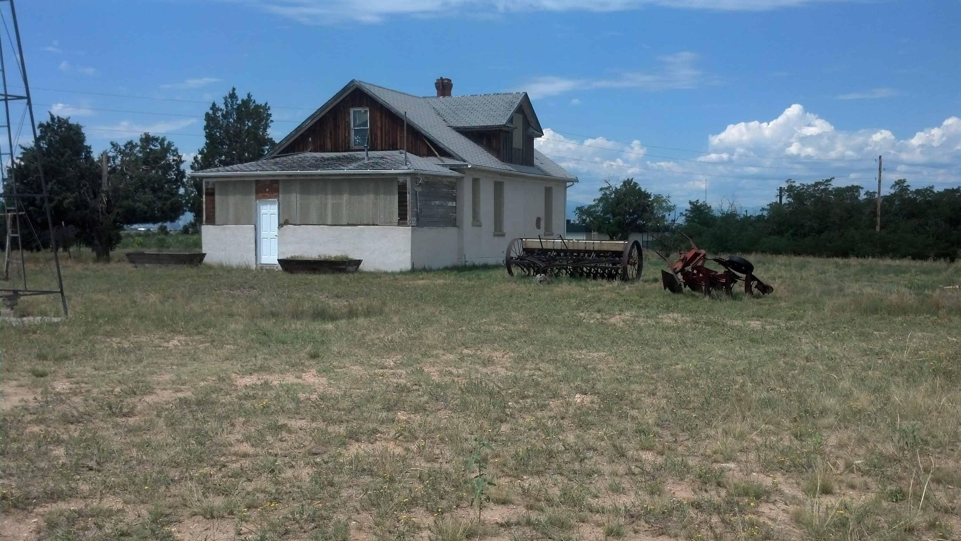 Rocky Mountain Arsenal Farmhouse