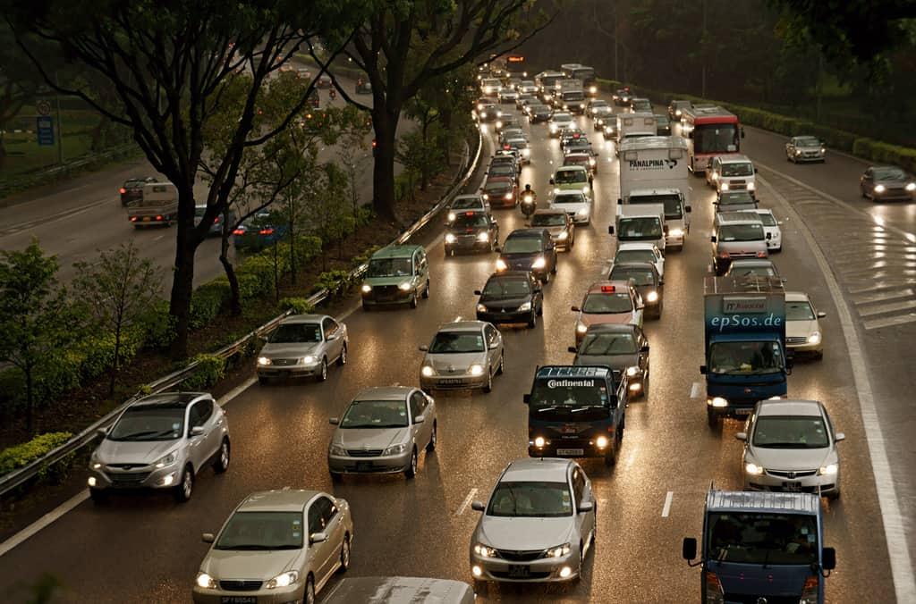 Bad Traffic Commute