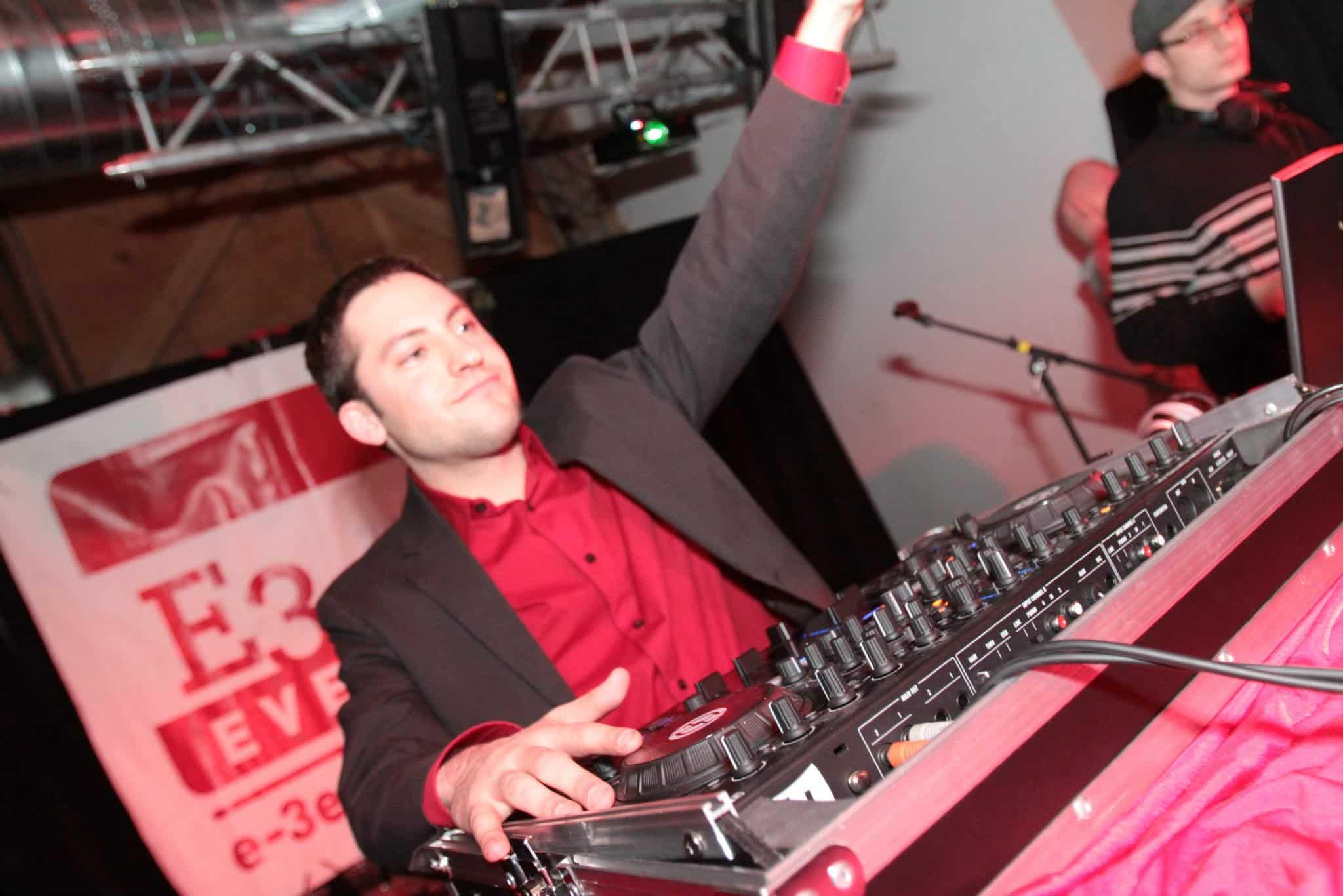 Eric Rosenberg DJ Yofi Heebonism