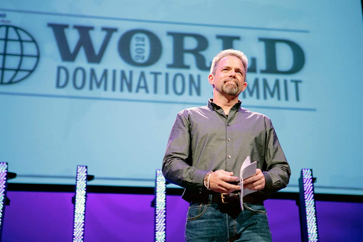 JD Roth World Domination Summit