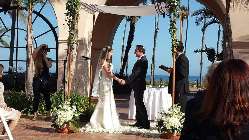 Wedding in Santa Barbara