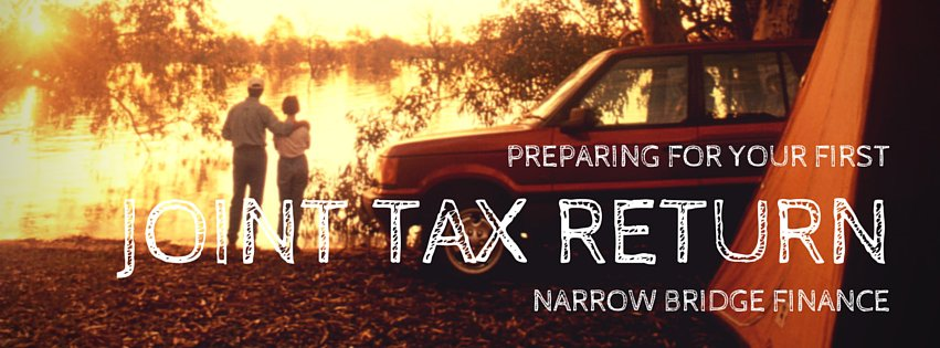 Preparing for Your First Joint Tax Return