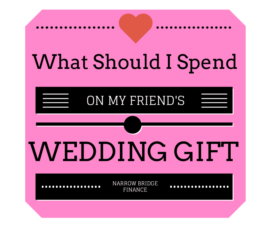 How Much To Spend On Wedding Gifts: How Much Should You Spend On Your Friend's Wedding Gift