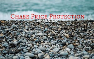 Price Protection: My Experience with Chase Card Benefits