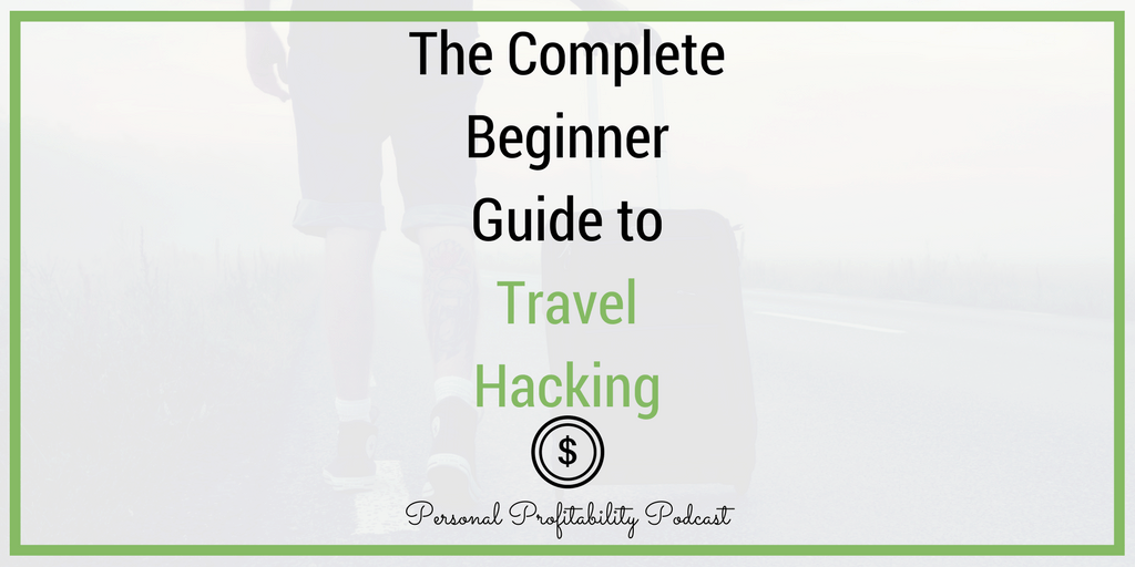 Travel hacking might seem intimidating, but it doesn't have to be! It's actually easy to get started with travel hacking, and here's how: