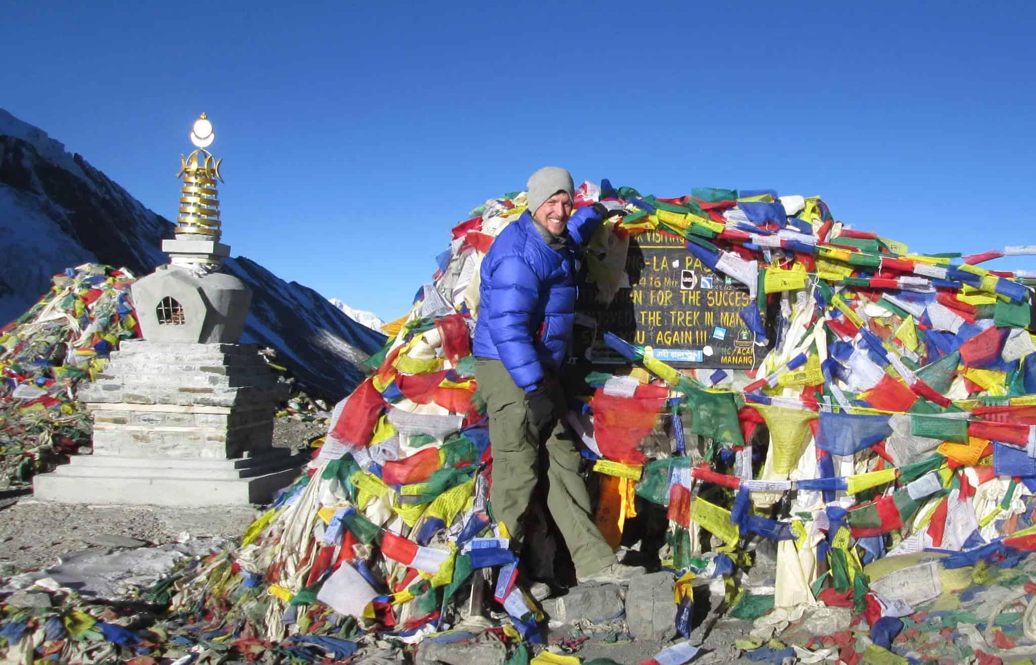 Jeffrey Trull in Nepal - PersonalProfitability.com