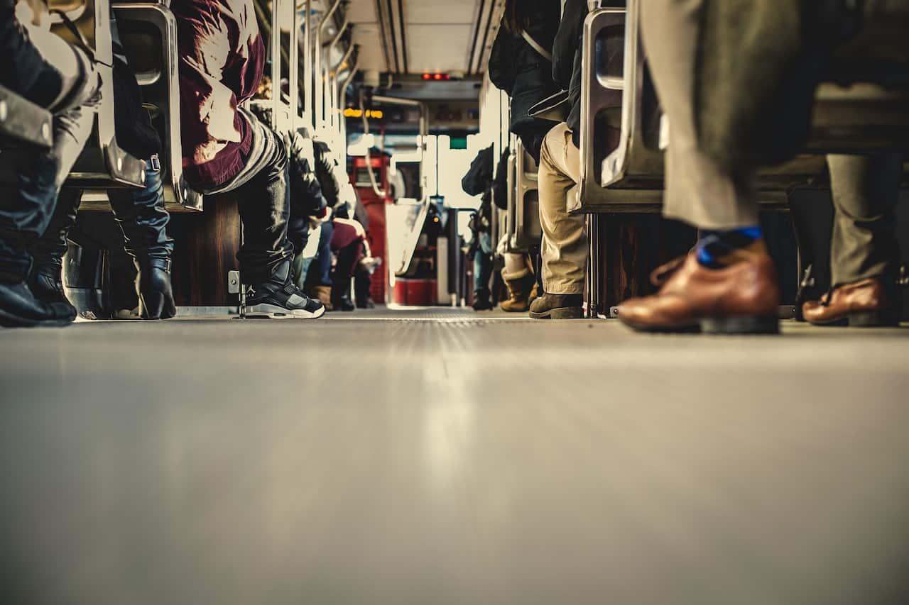Public Transportation Commuters - PersonalProfitability.com