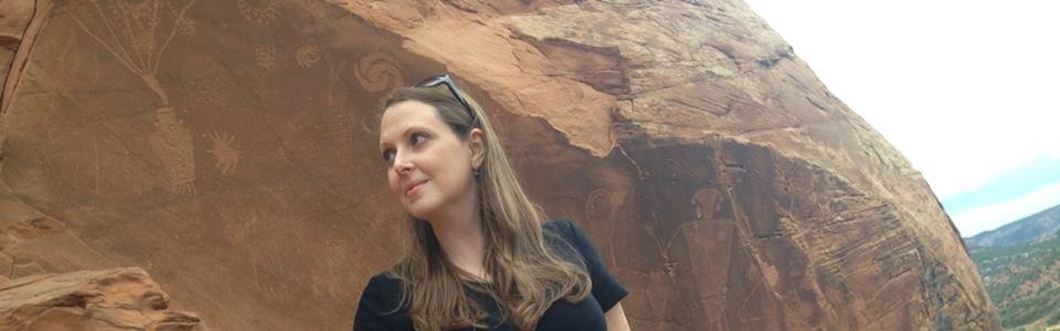Miranda Marquit Dinosaur National Monument - PersonalProfitability.com