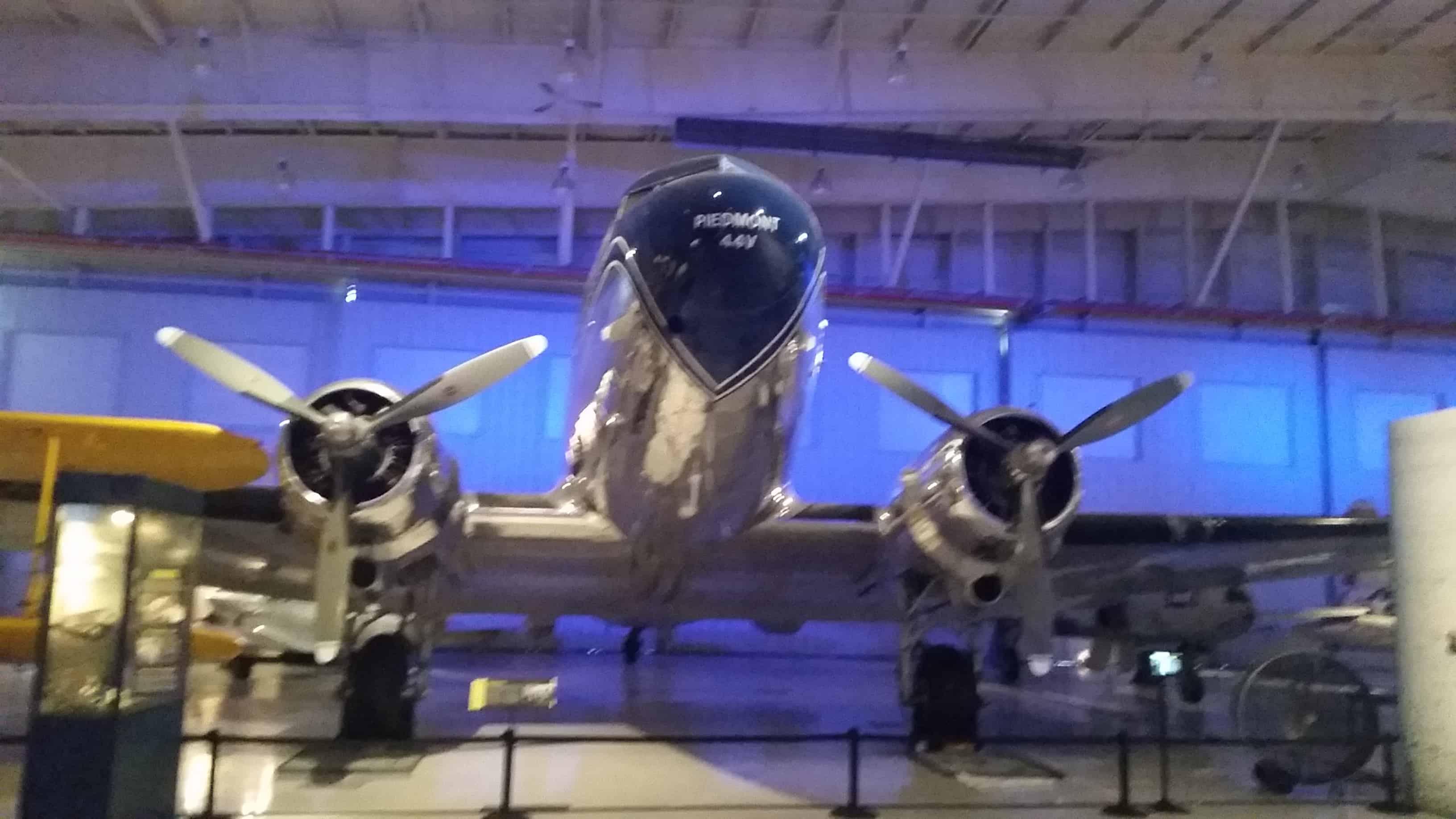Charlotte Air Museum