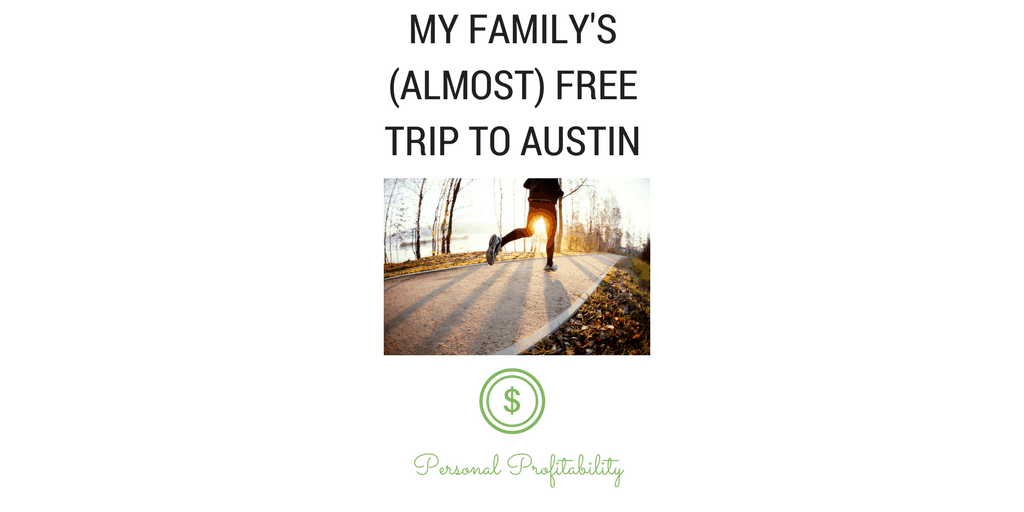 Find out how a family of three visited Austin for about $200! Thanks to a little #travelhacking.