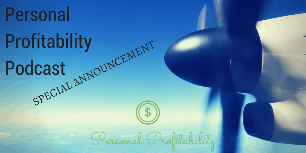 PPP- Special Announcement - New Format!