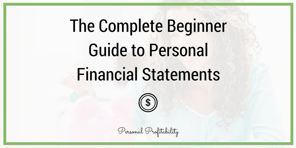 Nobody wants to be broke, but many people don't understand how to balance their financial statements. Here's your complete guide to staying in the black!