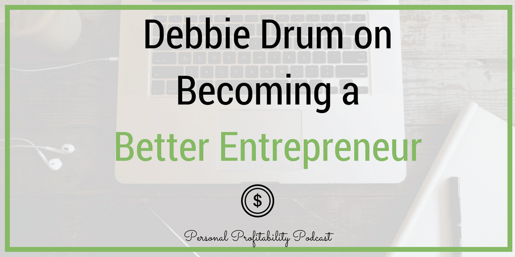 Debbie Drum is a repeat entrepreneur and author of the book Read Better Faster. Learn more about how she improves everything from reading to running an online business more efficiently in today's podcast episode with special guest Debbie Drum.
