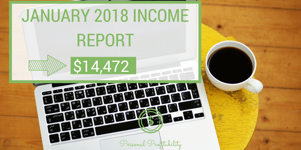 Welcome to my January 2018 online and side hustle income report, where I break down how I brought in over $14,000 in revenue working online from my home office! This was a great month, and I'd love to help you see the same results in your business!