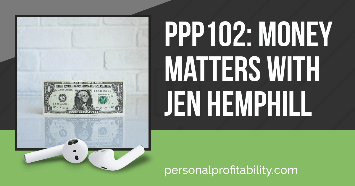 """Today's guest, Jen Hemphill, is a podcaster and author who focuses on """"financial truth"""" primarily for women. In addition to being a military spouse and a bilingual Latina, Jen is passionate about helping women (and men) get their finances on track with their dreams."""